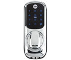 Yale Keyless Connected Ready - Chrome