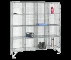 Thumbnail of RMP 16 Door - Extra Deep Wire Mesh Locker