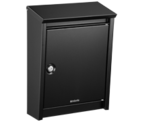 FBA Brabantia - B110 Black Post Box