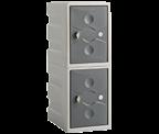 Thumbnail of Probe 2 Door Mini - UltraBox Grey Locker