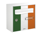 Thumbnail of Republic of Ireland Design - Steel Post Box