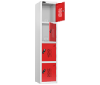 Thumbnail of Probe 4 Door - Red Recharge Locker