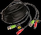 Yale 30m CCTV BNC Camera Cable