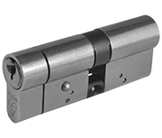 Thumbnail of Yale Anti-Snap - Euro Double Cylinder 45 - 35 (80mm Nickel Plated)