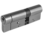 Thumbnail of Yale Anti-Snap - Euro Double Cylinder 55 - 35 (90mm Nickel Plated)