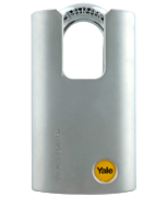 Thumbnail of Yale Y210C 51mm Closed Shackle Steel Padlock