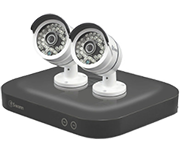 Thumbnail of Swann DVR4-4750 4 Channel 3 Megapixel - 2 Camera CCTV Kit