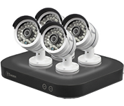Thumbnail of Swann DVR8-4750 8 Channel 3 Megapixel - 4 Camera CCTV Kit