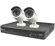 Thumbnail of Swann NVR4-7400 4 Channel 4 Megapixel - 2 Camera CCTV Kit