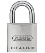 ABUS TITALIUM 64TI/20 Padlock - Keyed Alike
