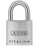 Thumbnail of ABUS TITALIUM 64TI/20 Padlock - Keyed Alike