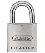 Thumbnail of ABUS TITALIUM 64TI/25 Padlock - Keyed Alike