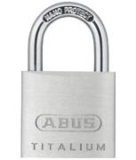 ABUS TITALIUM 64TI/30 Padlock - Keyed Alike