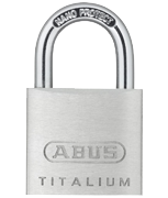 Thumbnail of ABUS TITALIUM 64TI/30 Padlock - Keyed Alike