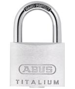 Thumbnail of ABUS TITALIUM 64TI/40 Padlock - Keyed Alike