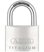 ABUS TITALIUM 64TI/60 Padlock - Keyed Alike