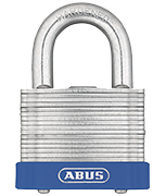 ABUS Eterna Professional 41/40 Laminated Padlock - Keyed Alike