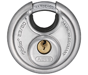 Thumbnail of ABUS Diskus 23/60 Padlock - Keyed Alike