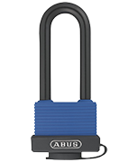Thumbnail of ABUS Aquasafe 70IB/45 Marine Grade Long 63mm Shackle Padlock - Keyed Alike