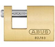 ABUS Monoblock 82/63 Shutter Padlock - Keyed Alike