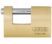 Thumbnail of ABUS Monoblock 82/90 Shutter Padlock - Keyed Alike