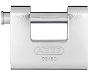 Thumbnail of ABUS Monoblock S 92/80 Shutter Padlock - Keyed Alike