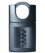 Thumbnail of ABUS Super Code 158/50 Closed Shackle Combination Padlock
