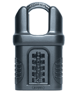 Thumbnail of ABUS Super Code 158/65 Closed Shackle Combination Padlock