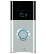 Thumbnail of Ring Video Doorbell - Satin Nickel