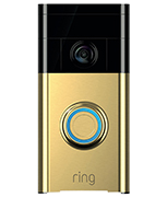 Thumbnail of Ring Video Doorbell - Polished Brass