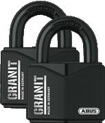 Thumbnail of ABUS GRANIT 37/55 High Security Padlock (2 pack)