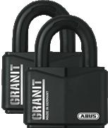 Thumbnail of ABUS GRANIT 37/70 High Security Padlock (3 pack)
