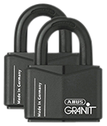 Thumbnail of ABUS GRANIT 37/70 High Security Padlock (3 pack)
