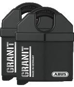 Thumbnail of ABUS GRANIT 37/60 Closed Shackle High Security Padlock (3 pack)