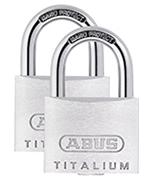 ABUS TITALIUM 64TI/40 Padlock (10 pack)