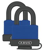 ABUS Aquasafe 70IB/50 Marine Grade Padlock (3 pack)
