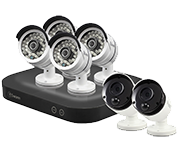 Thumbnail of Swann DVR8-4750 8 Channel 3 Megapixel - 6 Camera CCTV Kit