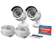 Thumbnail of Swann Outdoor 3 Megapixel CCTV Bullet Camera (Twin Pack)