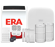 ERA HomeGuard Smart Alarm Pro - Superior Kit