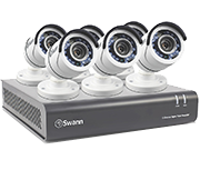 Thumbnail of Swann DVR8-4575 8 Channel HD 1080p - 6 Camera CCTV Kit