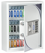 Thumbnail of Burton Electronic Key Cabinet KS27