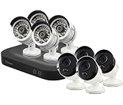 Thumbnail of Swann DVR8-4750 8 Channel 3 Megapixel - 8 Camera CCTV Kit