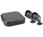 Thumbnail of Yale Smart Home 4 Channel HD 1080p - 2 Camera CCTV Kit
