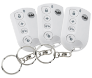 Thumbnail of Yale Easy Fit Keyfob (3 pack)