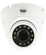 Thumbnail of Yale Outdoor HD 1080p CCTV Dome Camera