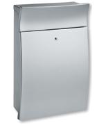 Esprit Silver - Plastic Post Box