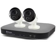 Thumbnail of Swann DVR-4980 4 Channel 5 Megapixel - 2 Camera True Detect CCTV Kit