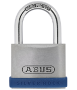 ABUS Silver Rock 5/40 Padlock - Keyed Alike