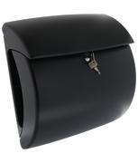 Thumbnail of Kiel Black - Plastic Post Box