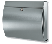 Thumbnail of Verona - Stainless Steel Post Box